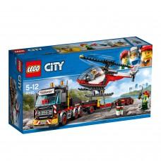 LEGO® City Great Vehicles   Sunkiu kroviniu sunkvežimis   60183