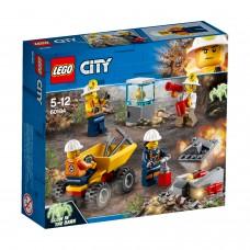 LEGO® City | Kalnakasių komanda | 60184