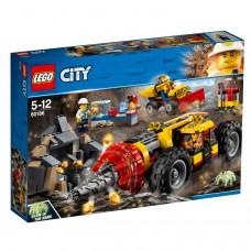 LEGO® City  | Kalnakasių gręžimo įrenginys | 60186