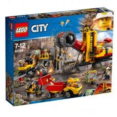 LEGO® City I Kalnakasių ekspertų stovykla I 60188