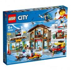 LEGO® City Town | Slidinėjimo kurortas | 60203