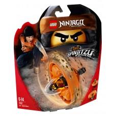 LEGO® NINJAGO® | Cole – Spinjitzu meistras | 70637