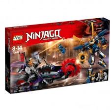 LEGO® NINJAGO® | Killow prieš Samurajų X| 70642