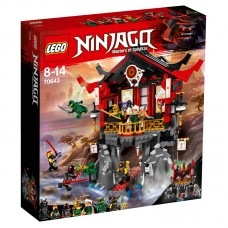 LEGO® NINJAGO® | Prisikėlimo šventykla| 70643