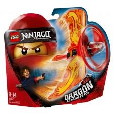 LEGO® NINJAGO® Kai - Drakono meistras 70647