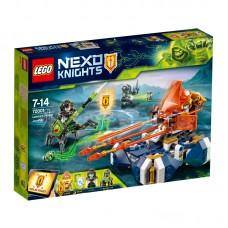 LEGO® NEXO KNIGHTS™ | Lance skraidanti dvikovos mašina | 72001