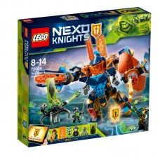 LEGO® NEXO KNIGHTS™ | Technologijų burtininkų mūšis | 72004
