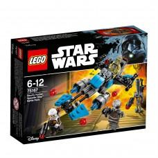 LEGO® Star Wars™ | Premiju medžiotojo Speeder Bike™ rinkinys | 75167