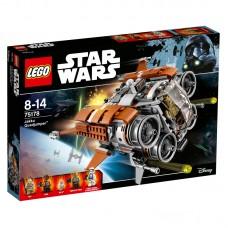 LEGO® Star Wars™ | Jakku Quadjumper™ | 75178