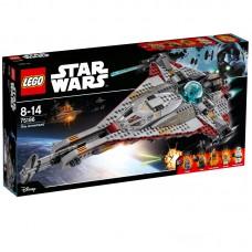 LEGO® Star Wars™ The Arrowhead 75186