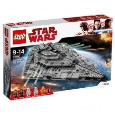 LEGO® Star Wars™ | First Order Star Destroyer™ | 75190
