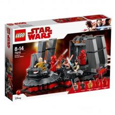 LEGO® Star Wars™ Snoke's Throne Room 75216