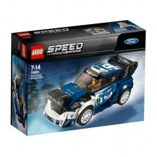LEGO® Speed Champions | Ford Fiesta M-Sport WRC | 75885