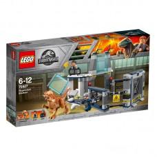 LEGO® Jurassic World | Stigmoloch pabėgimas iš labaratorijos | 75927