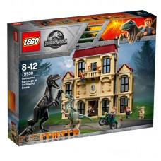 LEGO® Jurassic World I  Indoraptoriaus siautėjimas Lokvudo viloje I  75930