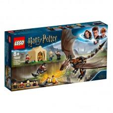 LEGO® Harry Potter™ Vengrijos ragauodegio burtų trikovės iššūkis 75946