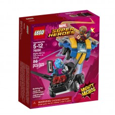 LEGO® Marvel Super Heroes |  Galingi mažieji: Star-Lord prieš Nebula | 76090