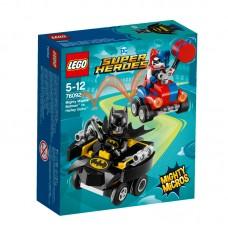 LEGO® DC Comics Super Heroes |Galingi mažieji: Batman™ prieš Harley Quinn™ | 76092