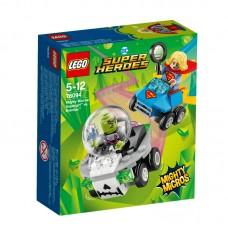 LEGO® DC Comics Super Heroes |Galingi mažieji: Supergirl™ prieš Brainiac™ | 76094