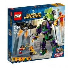 LEGO® DC Comics Super Heroes |Lex Luthor™ roboto pralaimėjimas | 76097