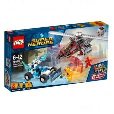 LEGO® DC Comics Super Heroes | Stingdančios greičio jėgos gaudynės| 76098