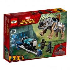 LEGO® Marvel Super Heroes | Akistata su raganosiu prie kasyklos | 76099