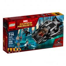LEGO® Marvel Super Heroes | Karališkojo erelio naikintuvo puolimas | 76100
