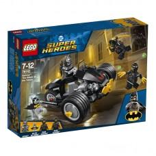 LEGO® DC Comics Super Heroes | Batmanas : Talono ataka | 76110
