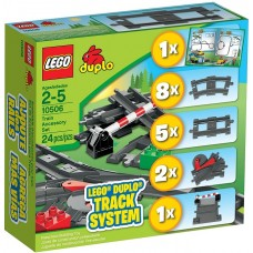 LEGO DUPLO Priedų rinkinys traukiniams 10506