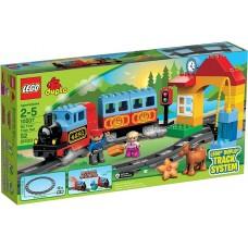 LEGO DUPLO Mano pirmasis traukinukas 10507