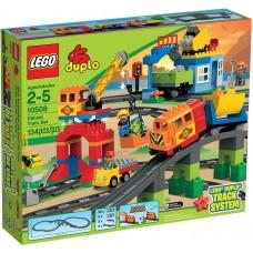 LEGO DUPLO Didelis traukinuko rinkinys 10508