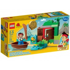 LEGO DUPLO Džeiko lobių medžioklė 10512
