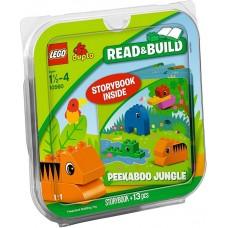 LEGO DUPLO Džiunglės 10560