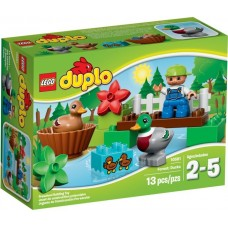 LEGO DUPLO Miškas: Antys 10581