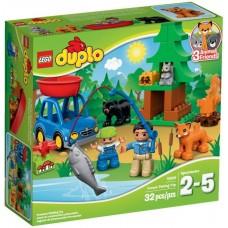 LEGO DUPLO Miškas: Žvejyba 10583