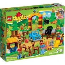 LEGO DUPLO Miškas: Parkas 10584