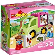 LEGO DUPLO Ledų sunkvežimis 10586