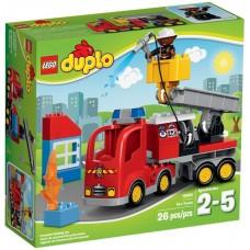 LEGO DUPLO Ugniagesių automobilis 10592