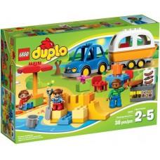 LEGO DUPLO Nuotykiai stovykloje 10602