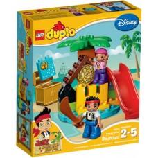 LEGO DUPLO Lobių sala 10604