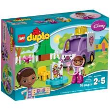 LEGO DUPLO Rosie -  pagalbos automobilis 10605