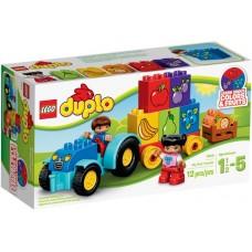 LEGO DUPLO Mano pirmasis traktorius 10615