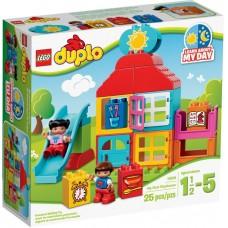 LEGO DUPLO Mano pirmasis žaidimų namas 10616