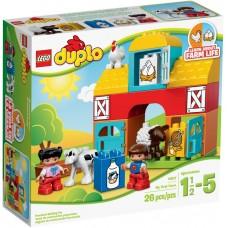 LEGO DUPLO Mano pirmoji ferma 10617