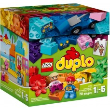 LEGO DUPLO Kūrybinė statymo dėžutė 10618
