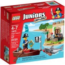 LEGO Juniors Piratų lobio medžioklė 10679