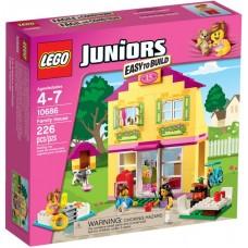 LEGO Juniors Šeimos namas 10686