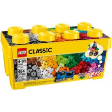 LEGO® Classic Vidutinio dydžio kaladėlių dėžė 10696