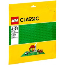 LEGO® Classic Žalia pagrindo plokštė 10700