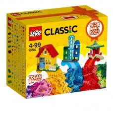 LEGO Classic Įgyvendink savo idėjas su kaladėlėmis 10703
